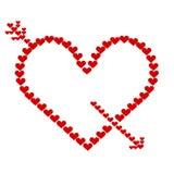 Heart. An illustration of an heart Stock Illustration