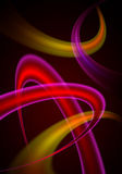 Heart abstract background. Royalty Free Stock Image