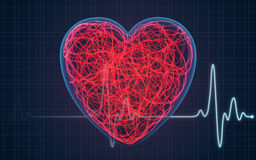Free Heart Alive Royalty Free Stock Images - 28235419