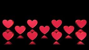 Heart,animation stock footage