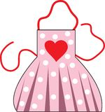 Heart Apron Stock Images