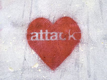 Heart Attack Royalty Free Stock Image