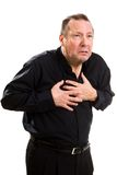 Heart Attack Man Stock Photos