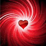 Heart background Stock Photos