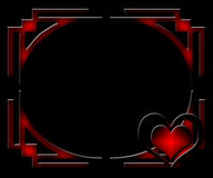 Heart Background 2 Stock Images