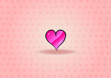 Heart background Royalty Free Stock Photo