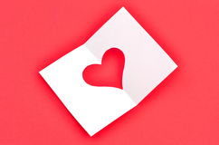 Heart  - background Royalty Free Stock Photography