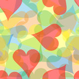 Heart Background Stock Photo