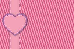 Heart background. Colored heart background candy style Stock Photos