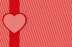 Heart background. Colored heart background candy style Stock Images