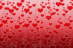 Heart background Royalty Free Stock Photos