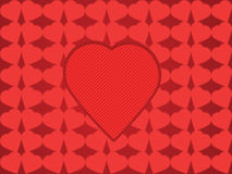 Heart background Royalty Free Stock Photo