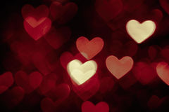 Heart background photo dark brown color Royalty Free Stock Photos