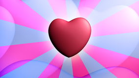 Heart background seamless loop. Heart background. This clip is seamless loop-able. Footage is suitable for Valentine's Day, love and romantic themes, health stock video footage