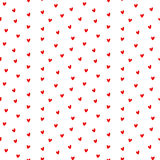 Seamless heart pattern and background vector illustration vector illustration
