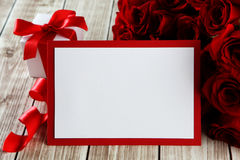 Heart background. Heart on wood background with copy space Royalty Free Stock Photo