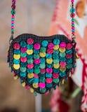 Heart bag Royalty Free Stock Image