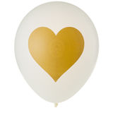 Heart balloon Royalty Free Stock Photography
