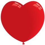 Heart Balloon. Vector Stock Photo