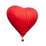 Heart ballooning Royalty Free Stock Photo
