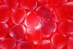 Heart beads Royalty Free Stock Image