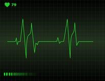 Heart Beat stock illustration