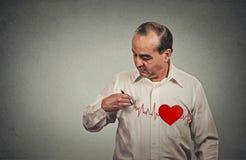 Heart beat Royalty Free Stock Image