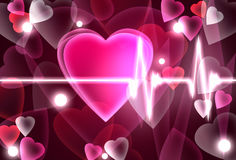 Free Heart Beating Stock Images - 19752654