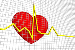 Heart Beats Stock Photos