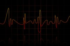Heart Beats Stock Image