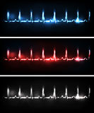 Heart beats Stock Images