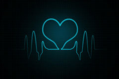 Heart Beats Royalty Free Stock Image