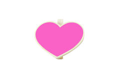 Heart board Stock Images