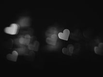 Heart Bokeh Royalty Free Stock Photo
