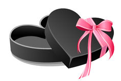 Heart box Royalty Free Stock Photos