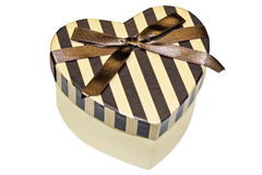 Heart box Royalty Free Stock Photo