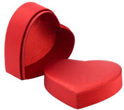 Heart box Royalty Free Stock Photography