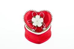 Heart box four Stock Image