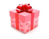 Heart box Royalty Free Stock Image