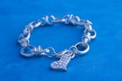 Heart bracelet Royalty Free Stock Photos