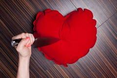 Heart broken Stock Photos