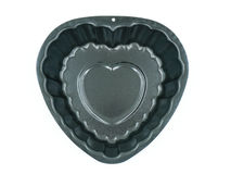 Heart Cake Mold for making cake Royalty Free Stock Photography