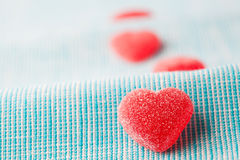 Heart candy Royalty Free Stock Photo