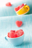 Heart candy Royalty Free Stock Photos