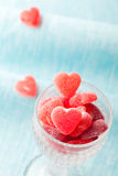 Heart candy Royalty Free Stock Images