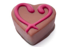 Heart candy Stock Photography