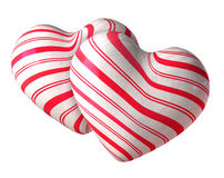 Heart candys Royalty Free Stock Images