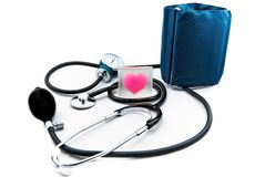 Heart care Stock Photography