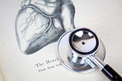 Heart care Stock Images