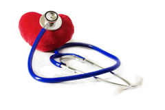 HEART CARE AND PREVENTION Stock Photography